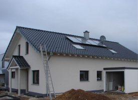 Zweifamilienwohnhaus in Weidesheim