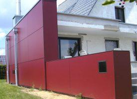 Trespa Fassadenplatten 6mm