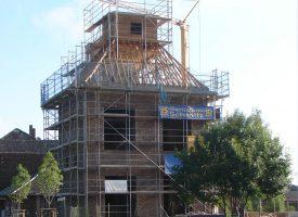 Umbau Silo zu exklusiven Wohnungen
