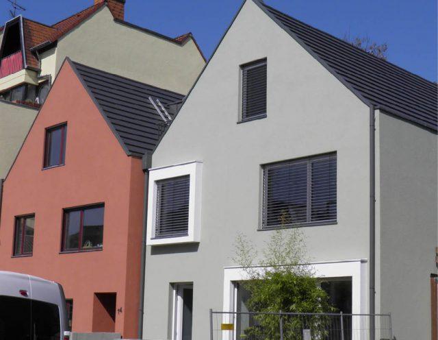 Passivwohnhäuser in Köln