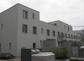Wohnanlage im Passivhausstandard in Köln